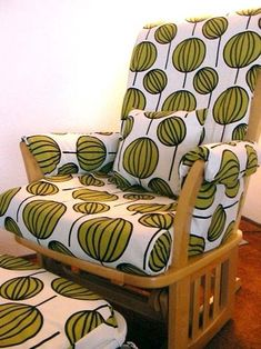 10 DIY Glider & Rocker Makeovers | Apartment Therapy