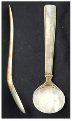 Vikings X Birka Spoon (bone)
