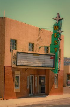 West Theater........Grants New Mexico Historic Route 66.