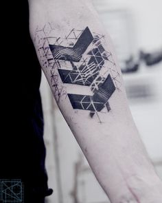 What does chevron tattoo mean? We have chevron tattoo ideas, designs, symbolism and we explain the meaning behind the tattoo. Forearm Band Tattoos, Tattoo Band, Arrow Tattoos, Leg Tattoos, Arm Tattoo, Body Art Tattoos, Tattoos For Guys, Cool Tattoos, Chevron Tattoo