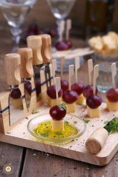 Gluten free cheese appetizers