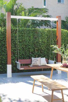 135 most cozy backyard patio designs to copy right now -page 7 Terrace Garden Design, Rose Garden Design, Backyard Patio Designs, Small Backyard Landscaping, Backyard Pergola, Garden Landscape Design, Pergola Designs, Backyard Ideas, Landscaping Design