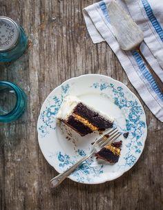 Chocolate Black Magic Cake
