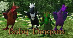 The Sims 3 Dragon Valley World: Baby Dragons #TheSims3