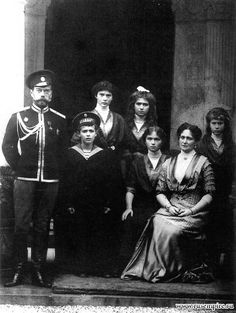 The Imperial family: 1913.