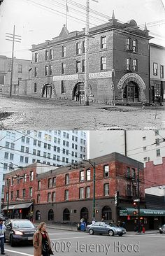 515 Seymour Street - 1900s/2009