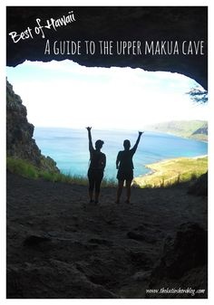 Looking to get out of Waikiki and see the real Hawaii? Check out the Upper Makua Cave - a hidden gem on the westside of Oahu that does not disappoint!
