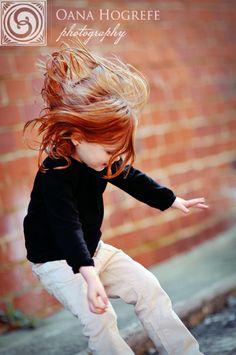 Oana Hogrefe Photography: More redheaded kids imagery {atlanta redhead book}