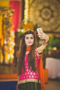 Outfits for Wedding Functions Good afternoon, after the collection of casual and formal and winte. Asian Wedding Dress, Pakistani Wedding Outfits, Wedding Dresses For Girls, Pakistani Dresses, Bridal Dresses, Girls Dresses, Simple Kurta Designs, Shadi Dresses, Mehndi Dress