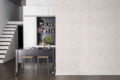 Birch Bark Braids, White | R13932 | Rebel Walls PL