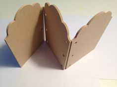 MDF Blanks   Triotech Album or 3d project by HandmadeLCreations