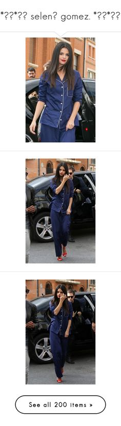 """*✲゚*。✧ selenɑ gomez. *✲゚*。✧"" by disney-clipper ❤ liked on Polyvore featuring selenagomez, selena, revival, revivaltour, selena gomez and accessories"