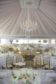 Best Wedding Reception Decoration Supplies - My Savvy Wedding Decor Tent Wedding, Wedding Receptions, Wedding Events, Our Wedding, Dream Wedding, Wedding Ideas, Wedding Backdrops, Drapery Wedding, Decor Wedding