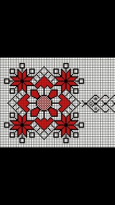 Romanian traditional pattern Folk Embroidery, Cross Stitch Embroidery, Machine Embroidery Designs, Embroidery Patterns, Cross Stitch Patterns, Knitting Patterns, Sewing Patterns, Cross Stitch Boards, Thread Art