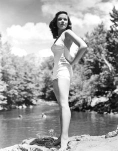 Gene Tierney. .. DIEU... CRÉA LA FEMME : Photo
