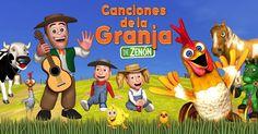 Canciones De La Granja de Zenón en Maipu, G.Cruz, Rivadavia y San Juan Google Birthday, Mickey Mouse, Small Canvas Art, Birthdays, Banner, Family Guy, Party, Youtube, Animals