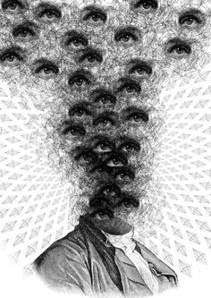 Dan Hillier - Shocked Up, 30x40cm (2009)    (artchipel)