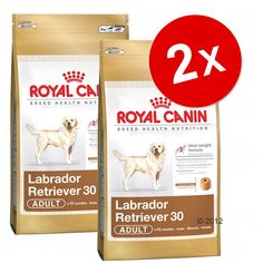 Animalerie  Lot Royal Canin Breed x 2 pour chien  Labrador Retriever Adult (2 x 12 kg)
