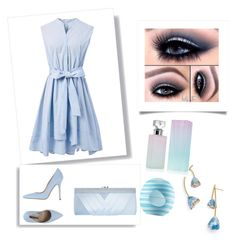 """""""Untitled #4"""" by famiix ❤ liked on Polyvore featuring Norma J.Baker, GCGme, Chicwish, Tory Burch, Eos and Calvin Klein"""