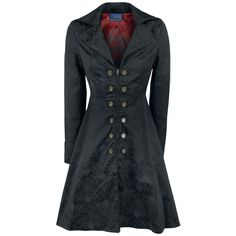 Junior's Hook Coat - Short Coat by Once Upon a Time