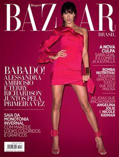 Harper's Bazaar Brazil June 2013