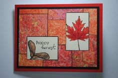 Inspiration Mosaic with Autumn Splendor