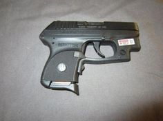 Ruger LCP .380 With Laser Sight - ONLINE ONLY AUCTION - Ending Tuesday, November 11, 2014 @ 6PM Central - Prairie Farm, WI.