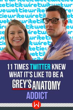 These Twitter accounts have *nailed* what it means to be a #GreysAddict - thank goodness we're not alone with all the feels!