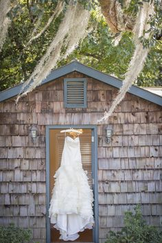 Regina & Rachid I The Carriage House at Magnolia Plantation and Gardens I Style Me Pretty I Photography by Richard Ellis