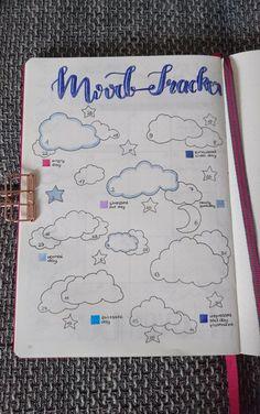 Mein Mood Tracker November 2017⭐