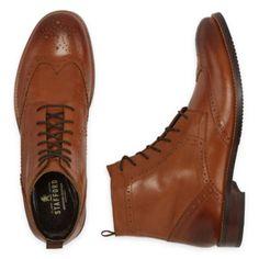 stafford mens hardy dress boots