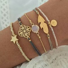 48194d068a2 Infinity Rings Bracelet  €   Little Spheres Bracelet - Black  € Totaal  €    €
