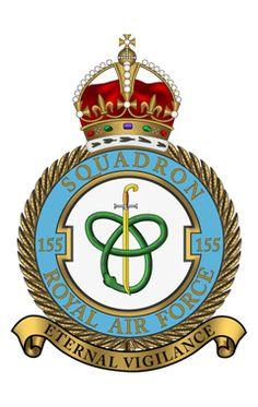 Royal Air Force - 155 Squadron