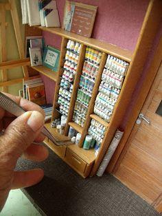 minimanie: La boutique ...la suite an Artists Shop