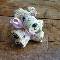 giovanna ravani: Un cagnolino di sughero