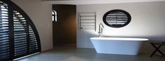 Normandy Shutters are made from the world's fastest growing tree species, our Normandy timber shutters are not only gentle to the touch, but are gentle on the environment too. Fast Growing Trees, Wood Shutters, Normandy, Bathtub, Interior Design, Architecture, Home, Decor, Fastest Growing Trees