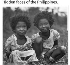 The Hidden faces of the Philippines