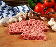 Hand-Made Scottish Lorne Sausage Squares.  Made with a mix of minced beef, fatty minced pork, breadcrumbs and spices.  Easy recipe, no grinder or casings involved...