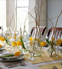 8 Charming Tablescape Ideas For Perfect Dinner Parties