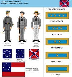 La marine Confédérée (1)