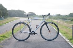 New bike / 8bar TFLSBERG v2 — Medium