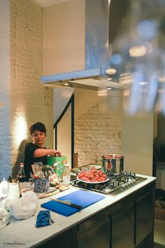 UNICO, Wine Bar & italian restaurant - Winner of 2013's edition. Owner: Elisabeth Argazzi & Sinem Usta Architect: Atelier Dynamo jesuisunico.tumblr.com www.atelierdynamo.be photo ©Denys Erroyaux