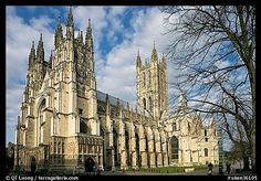 Canterbury Cathedral! Beautiful city that I never want to leave! It is definitely worth a day to come here and see the oldest cathedral in all UK!  Plus it has the most pubs per square mile in all the UK :)