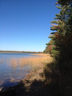Marl Lake, Roscommon MI, #beautiful #TheLuckyCowgirlFall