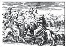 Alchemical Lions of Fermentation