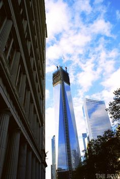 Four World Trade Center 8x12 Photography Print New York by thebqe