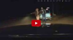 A Driver Was Pulled Over By The Police... What Happened Next Is Beyond Words.  Hilarious drunk driving test video!