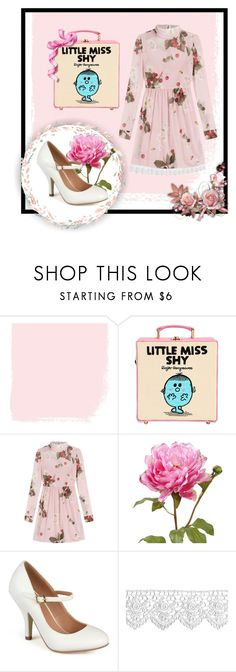 """Shy Girl"" by d-fashion98 ❤ liked on Polyvore featuring Olympia Le-Tan, RED Valentino and Journee Collection"