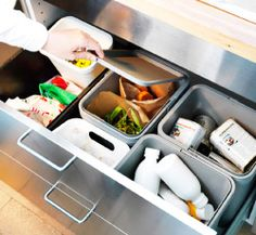 RATIONELL recycling series lets you customize your recycling