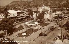 Resultado de imagen para acapulco antiguo